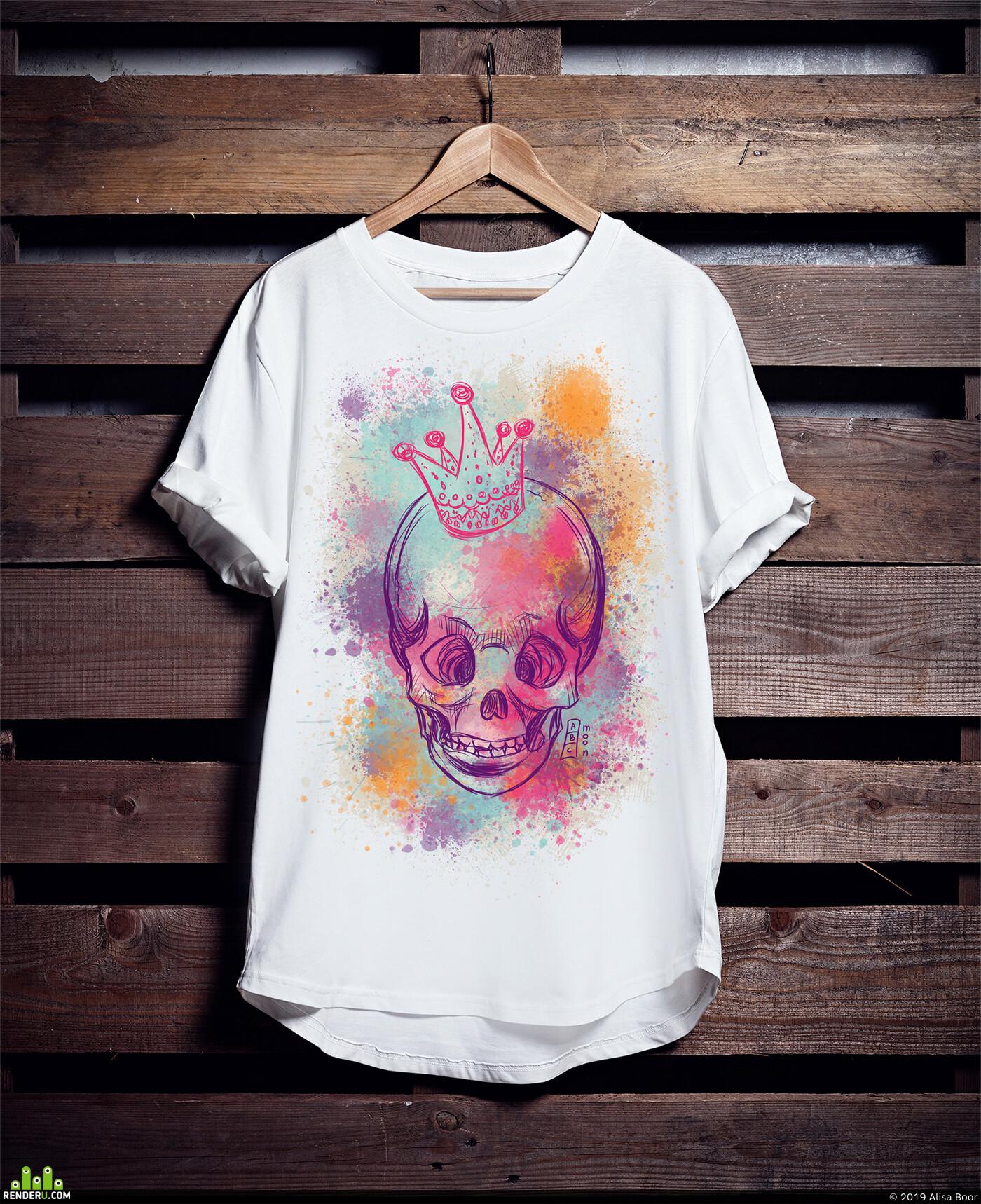 cartoons, cartooncharacter, T-shirt