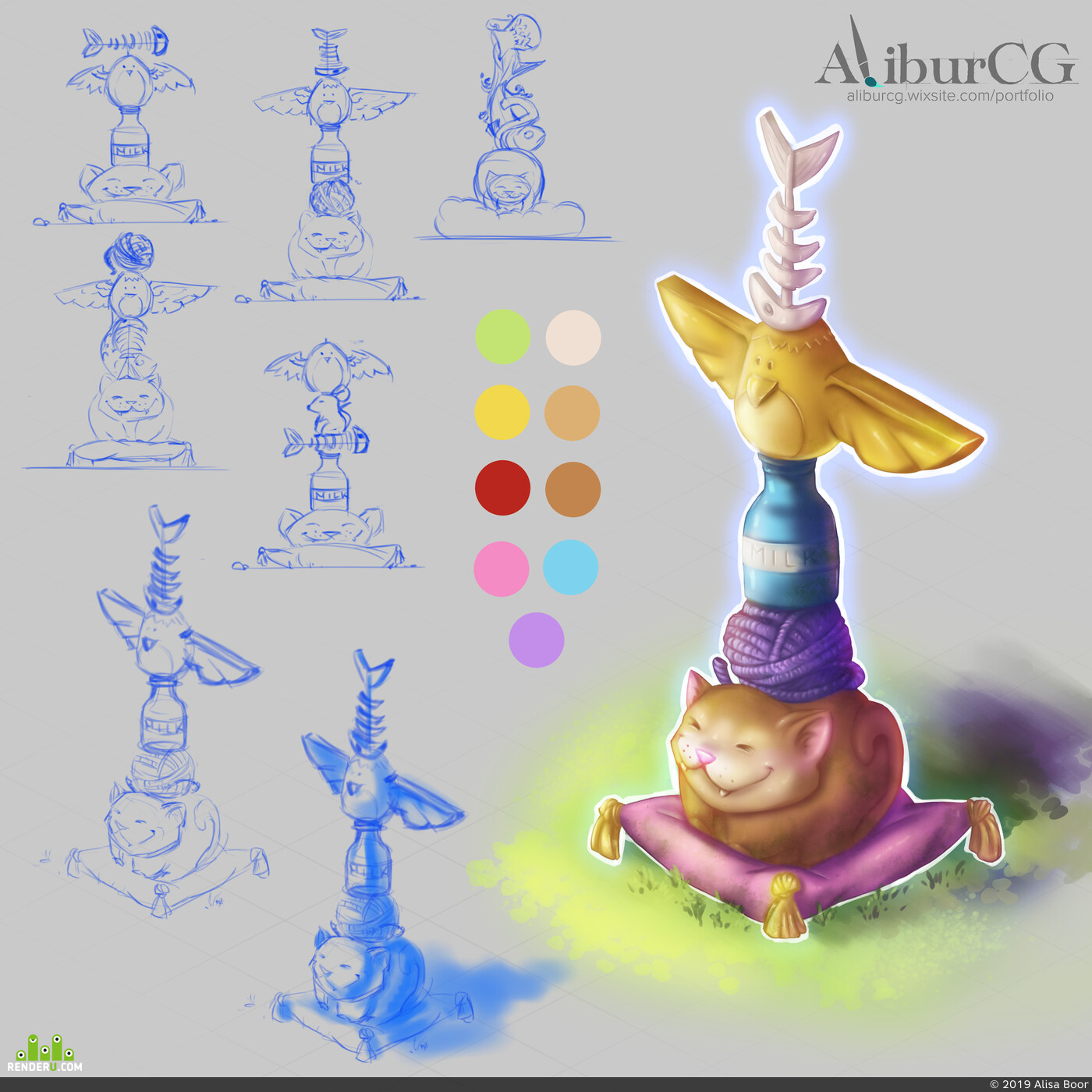 concept-art, concept, game, gameart, gamedesing, Game-Art, casual style, for casual play, casual art, casualstyle