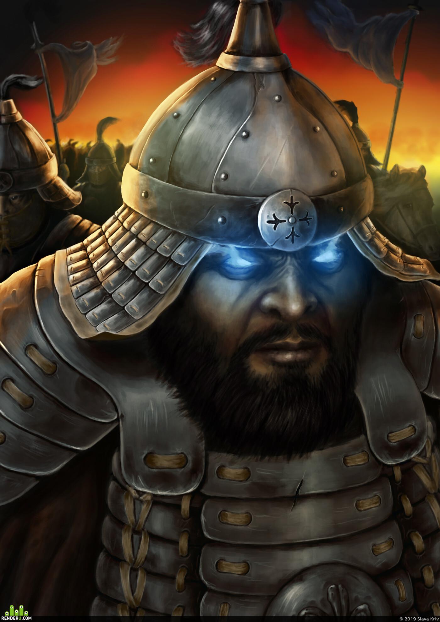 King-Warrior