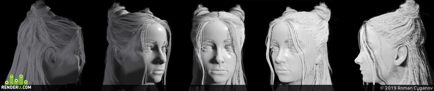 3dportrait, realistic, realism, Character, design_character, photorealism, digital portrait, 3d portrait, girlportrait, womanportrait