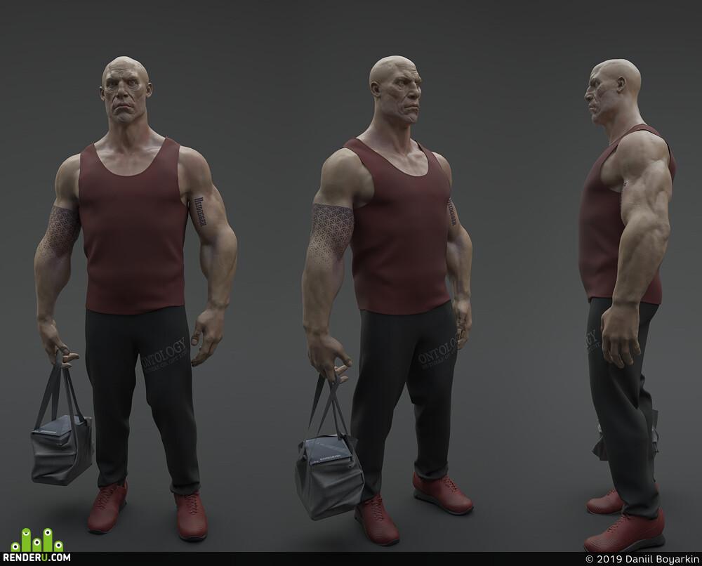 Characters, characterdesign