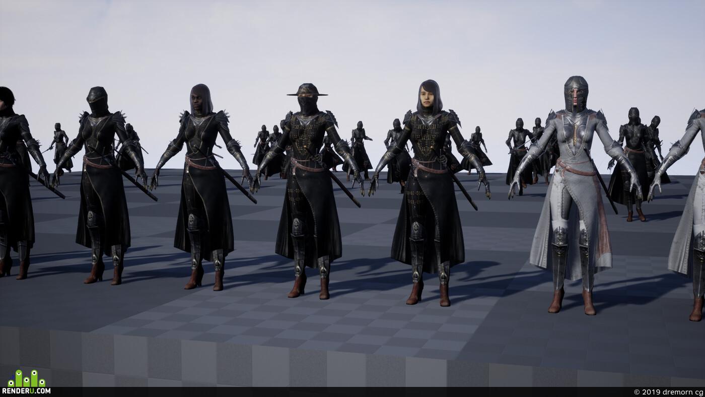 crusader, knight, human, DarkKnight, death knight, People, medieval, Fantasy, DarkLady, Character