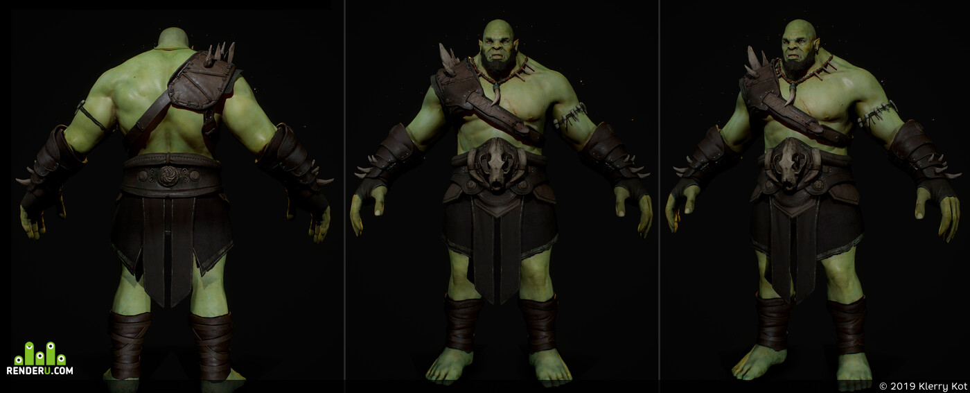 Fantasy, Monsters, crusader knight human head people medieval fantasy fighter character steel armor swordsman weapon game low poly pbr rigged animation unity unreal rpg, warrior