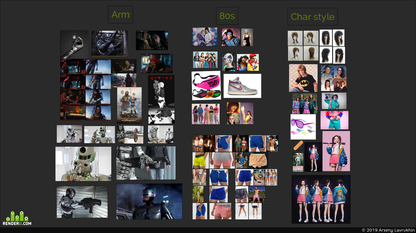 80s, cyberpunk, retrowave, retro, Characters, characterart, characterdesign