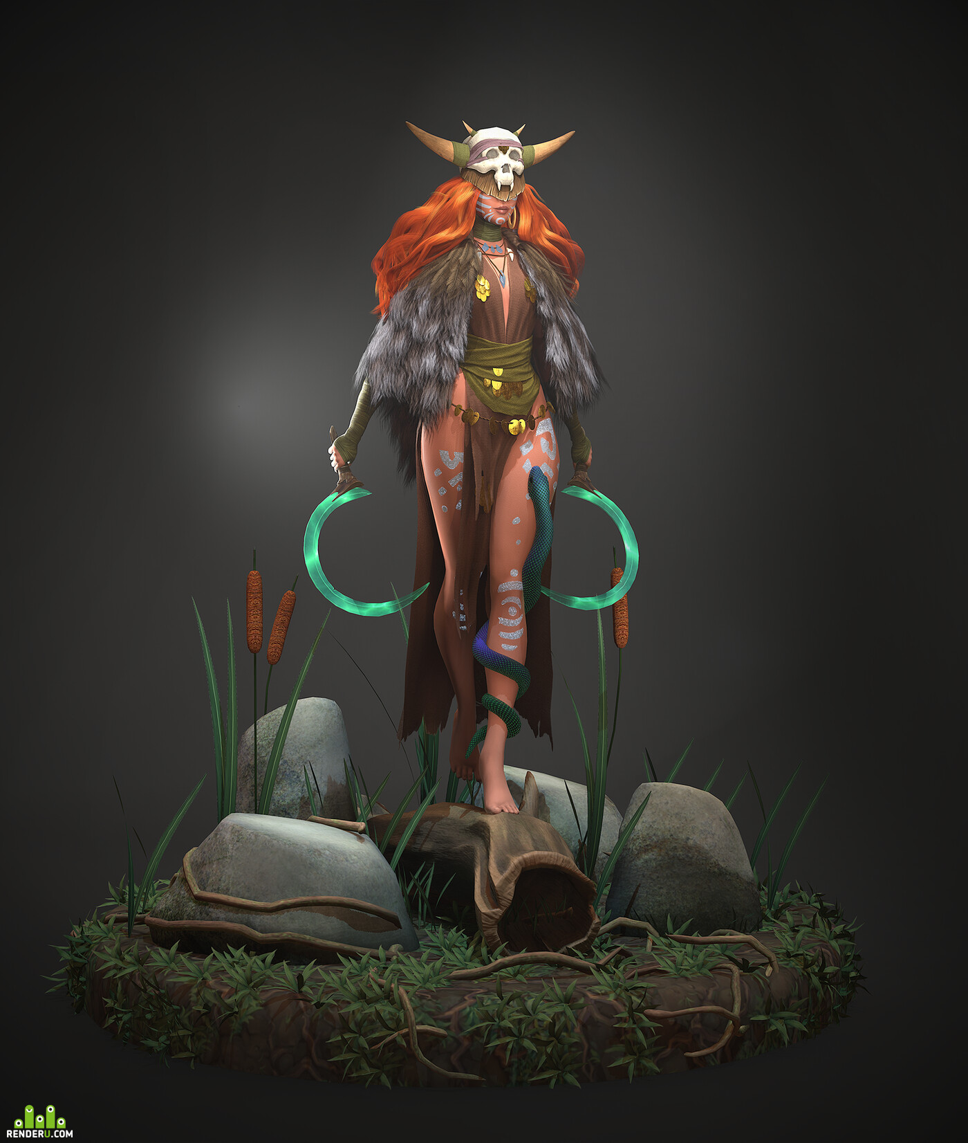 digital sculpting, characterdesign, characterart, Characters