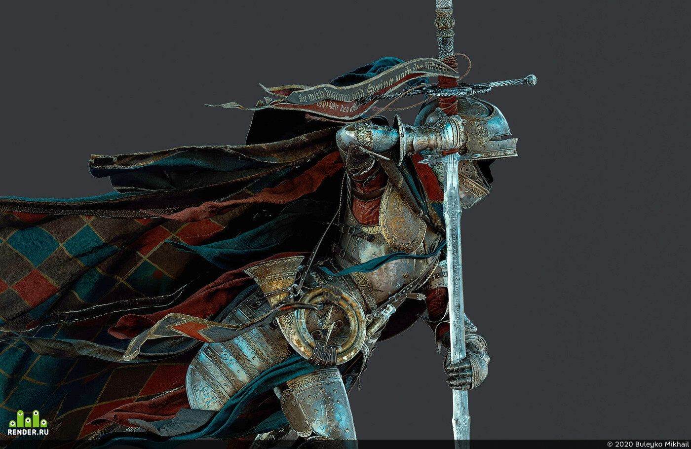 Characters, armor, Fantasy