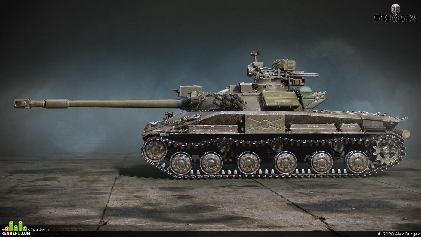 Tanks, tank, low_poly tank, low poly, game asset, gameart, game