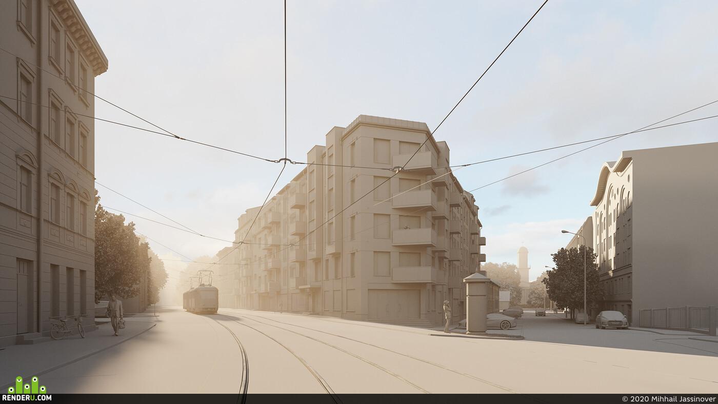 architecture, rendering, archviz, visualization, 3d, 3dmax, render, CGIRENDERING, office