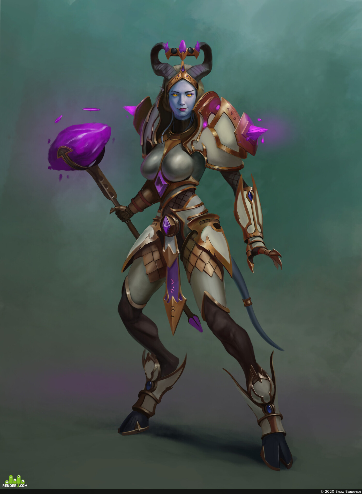 world of warcraft, warcraft, draenei