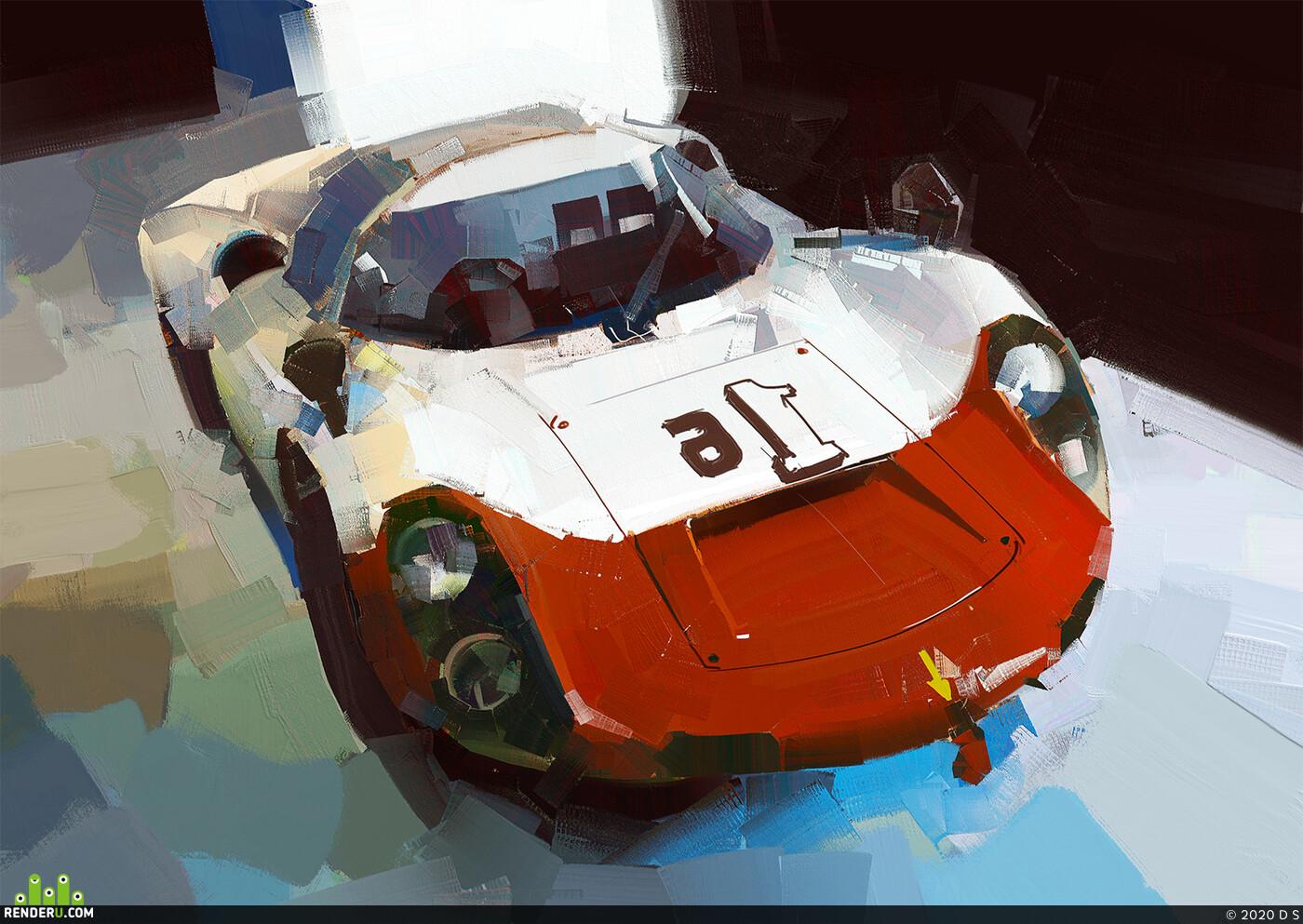 classic cars, sport cars