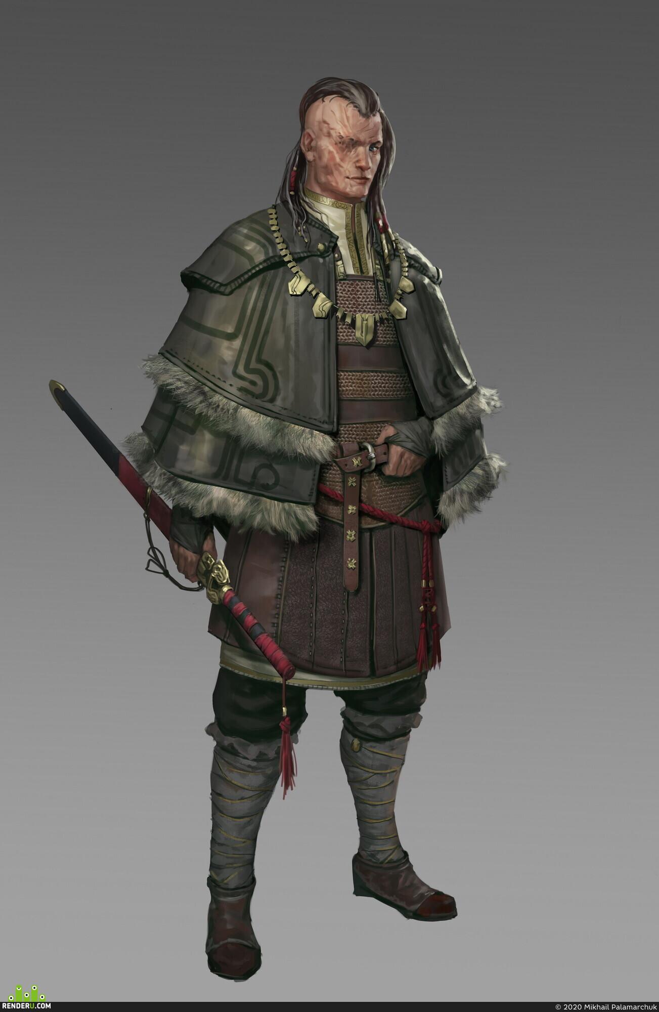 warrior, Fantasy