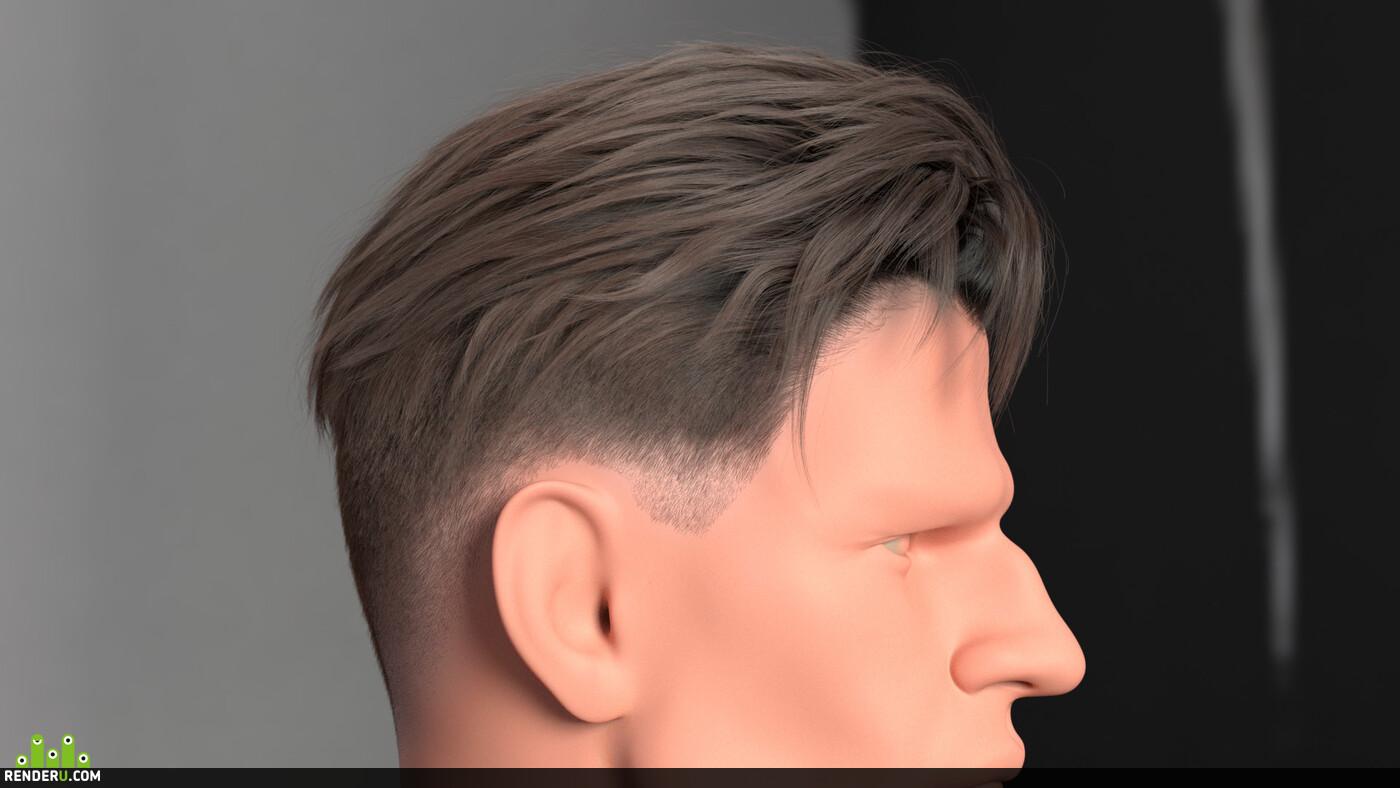 XGen, Arnold, grooming, groom, groomer, Maya, Autodesk Maya