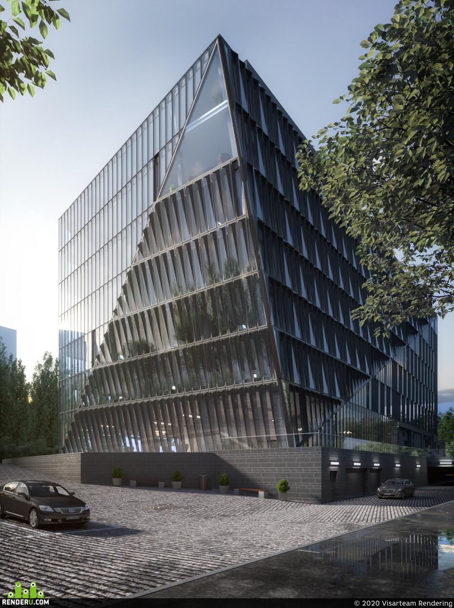 Architectural 3D Visualization