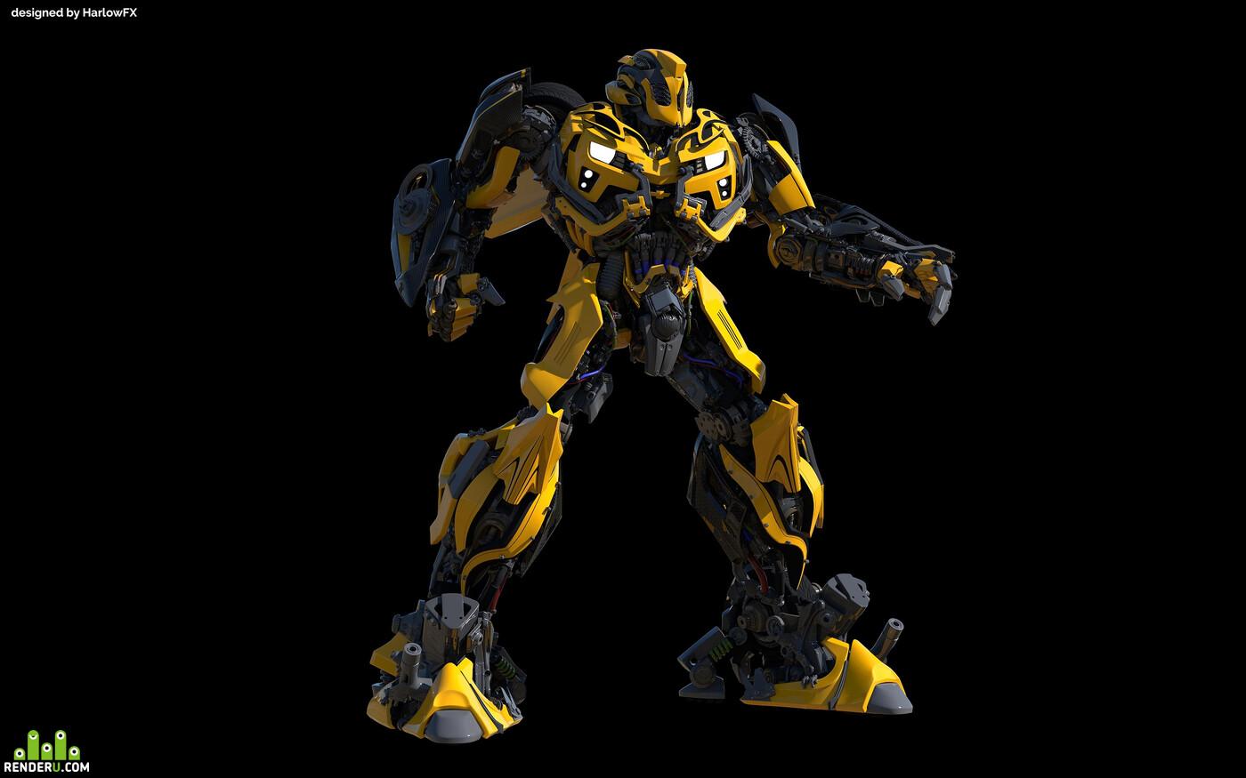 bumblebee, Transformers, TF, robot, Mecha, Autobots