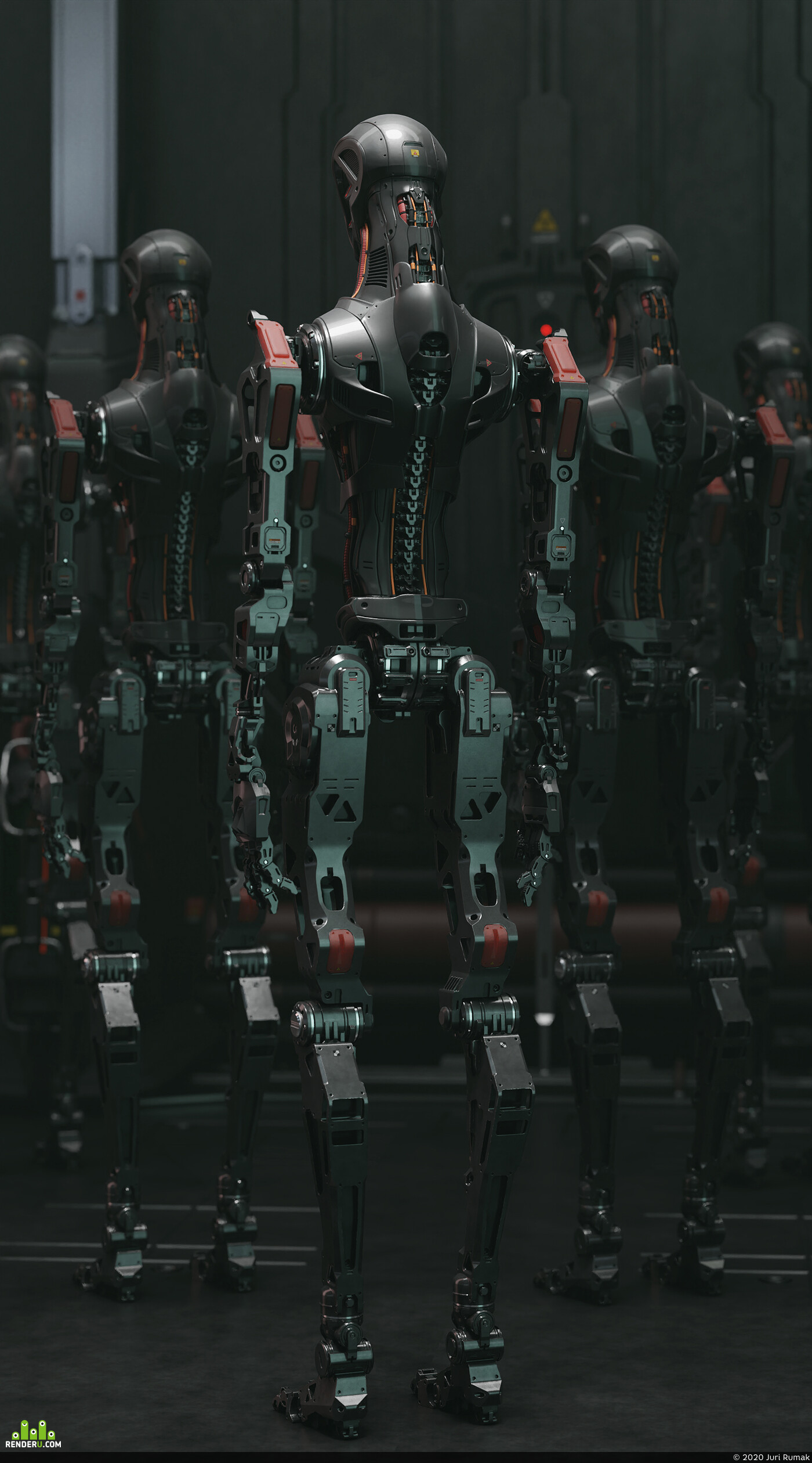 robot, scifi, hard surface, Hard-Surface