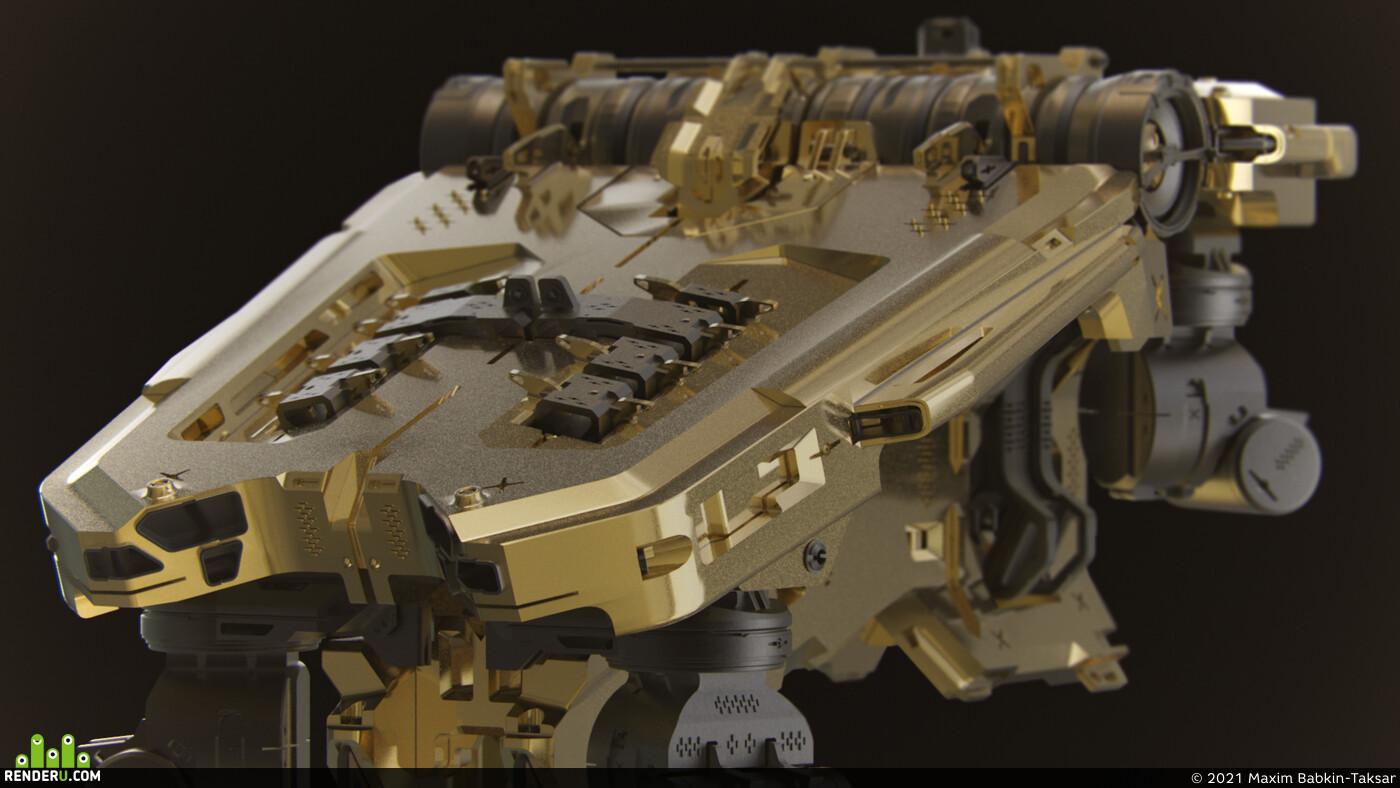 conceptualdesign, conceptdesign, Industrial, industrialdesign, Mecha, hardsurfaces, scifi, digital3d