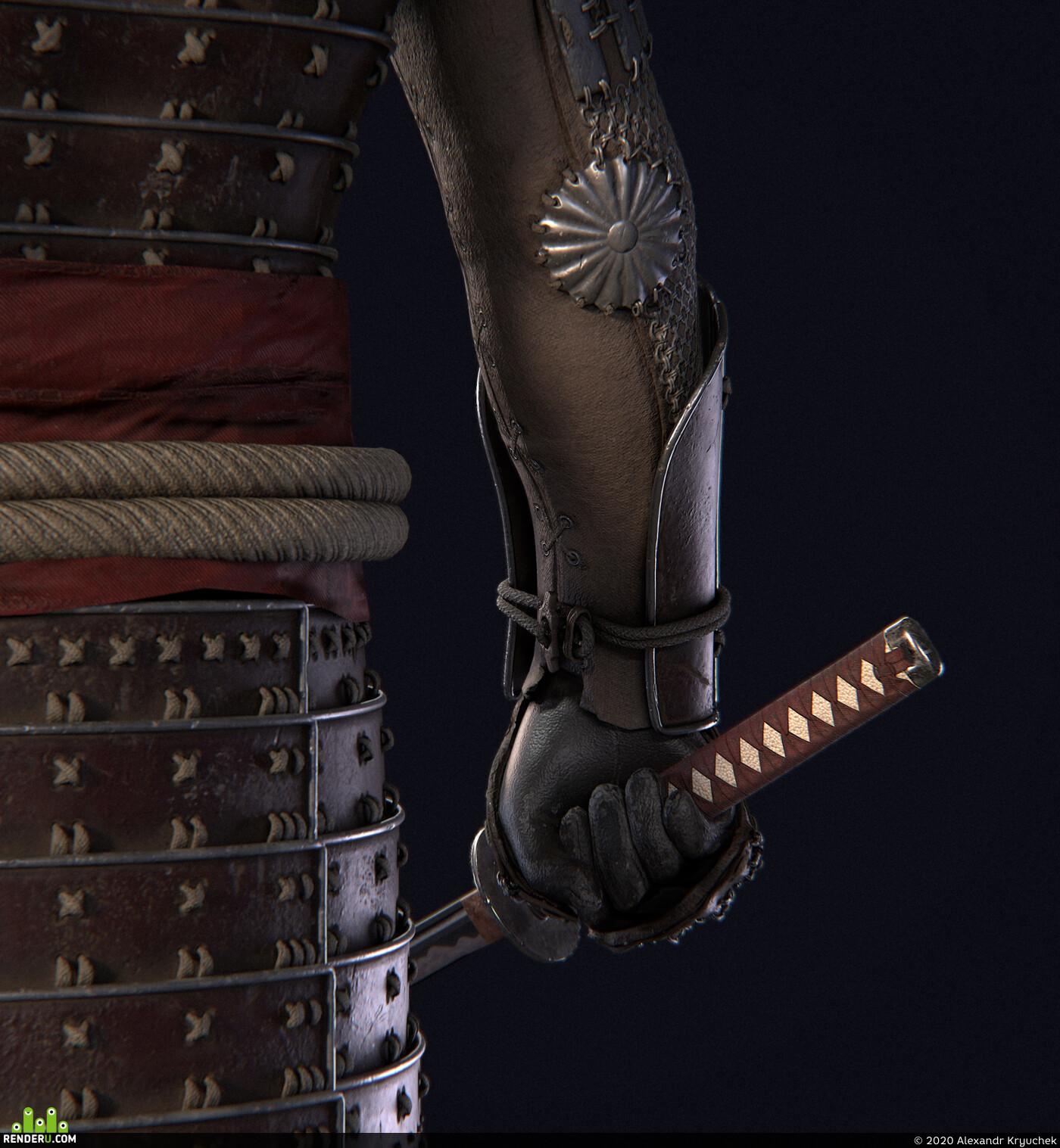 Япония, феодальная япония, японские, японские мечи, самурай
