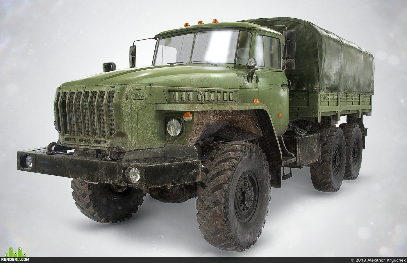 Vehicles, vehicle, Soviet, Soviet Union, offroad, military