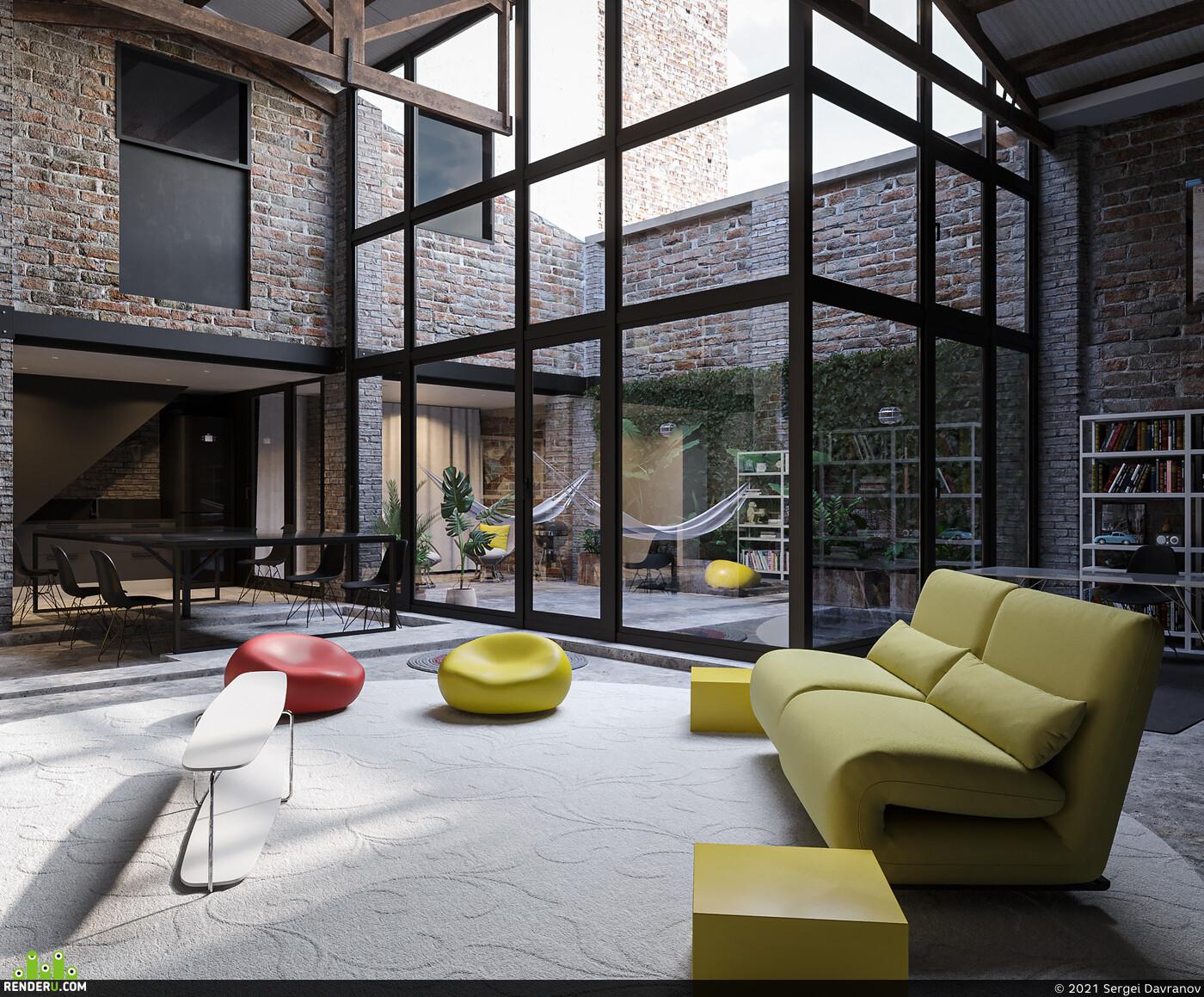 interior, visualization, fullcg, archviz