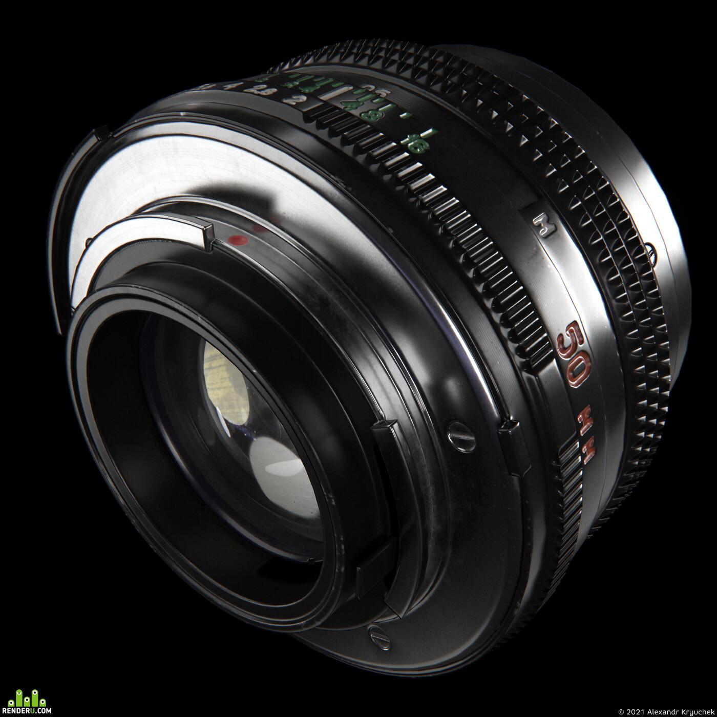 Photo camera, USSR, russian, Soviet