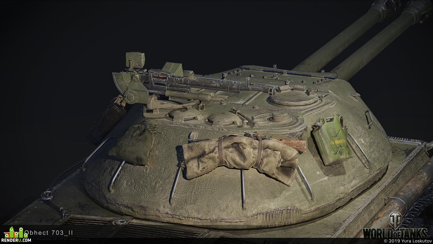 Танки, world of tanks