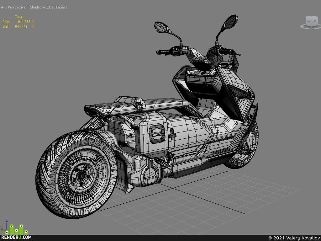 BMW, motorcycle, Авто / мото, мотоцикл, ce04