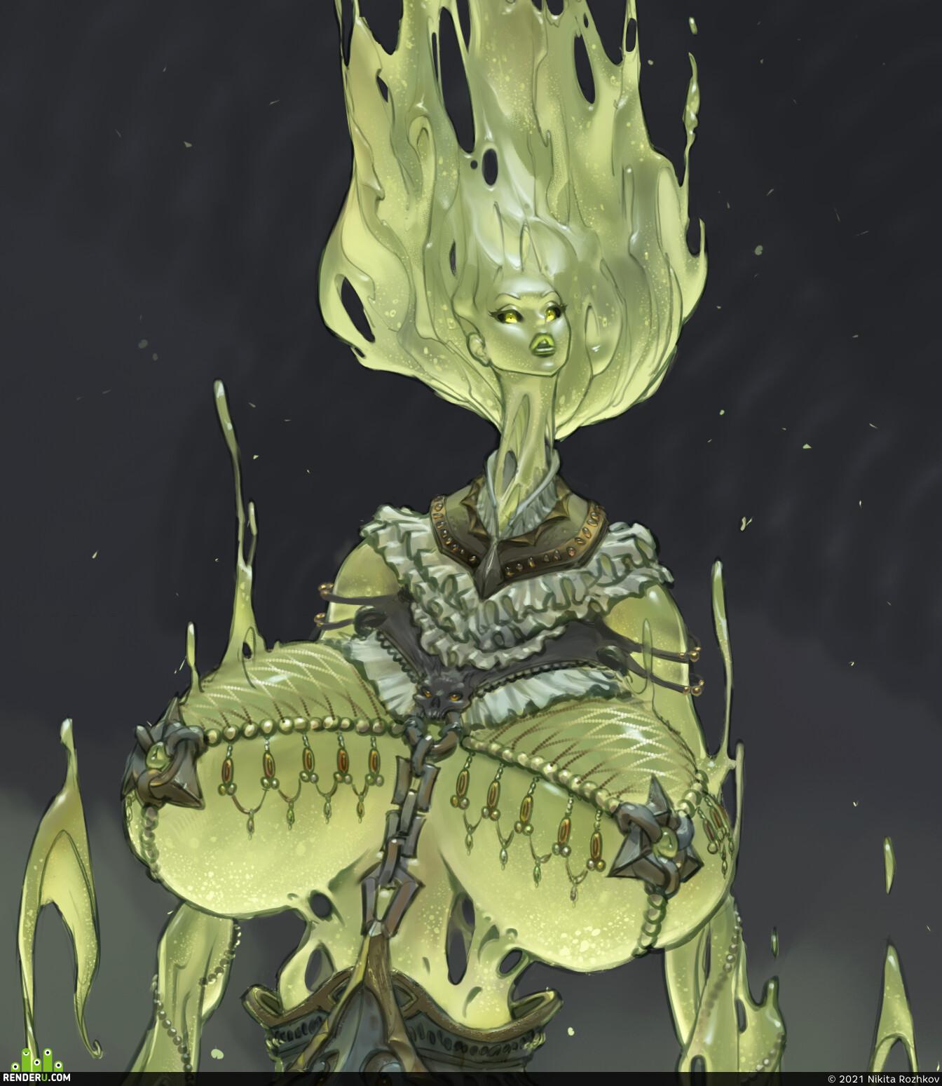 Seed Monster