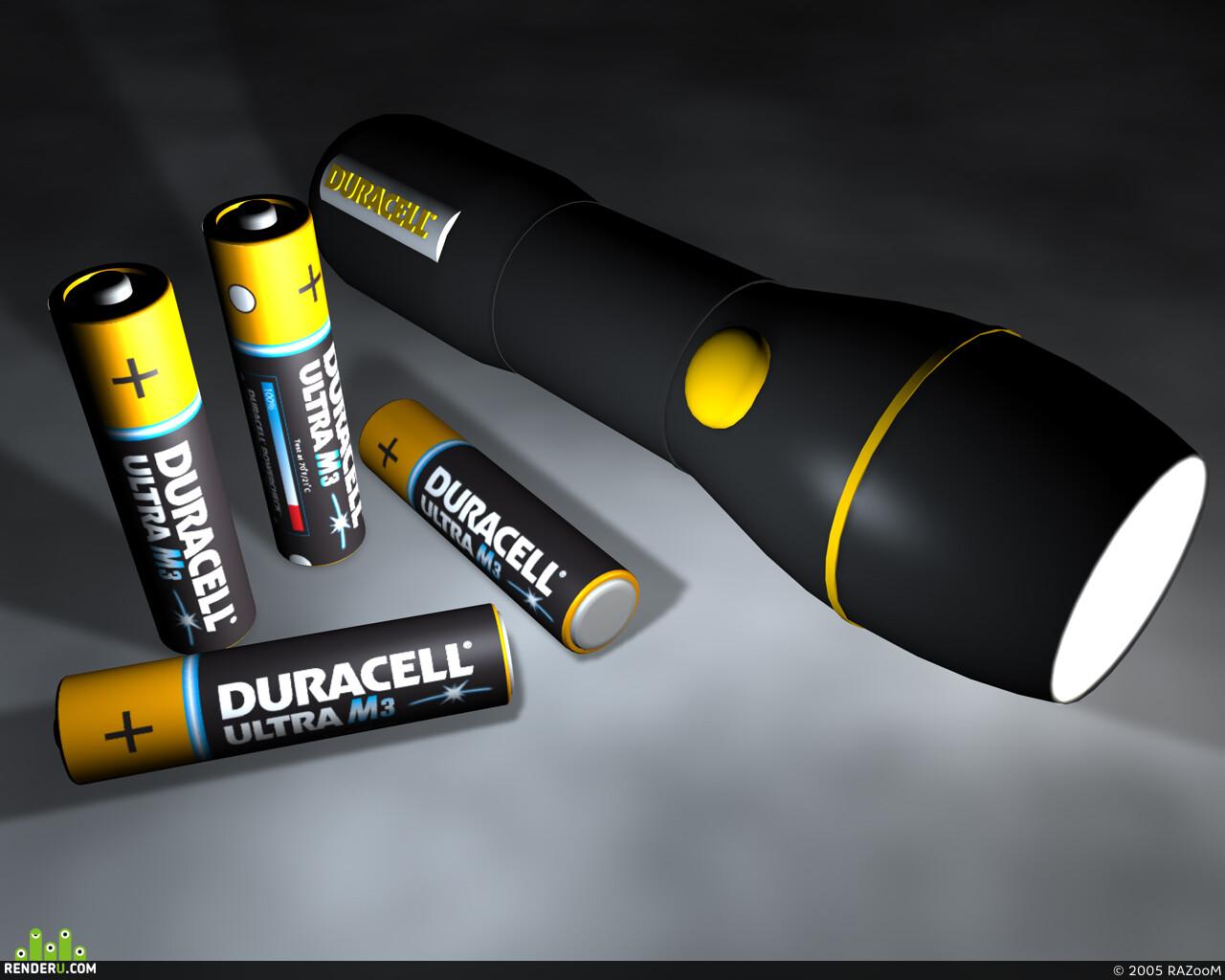 Реклама батареек в картинках