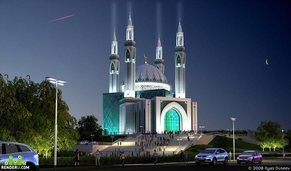 preview Соборная мечеть