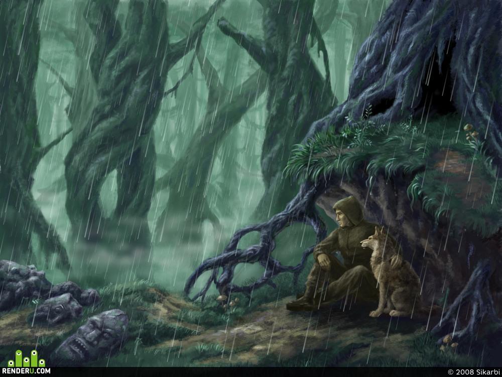 preview Дождевой лес