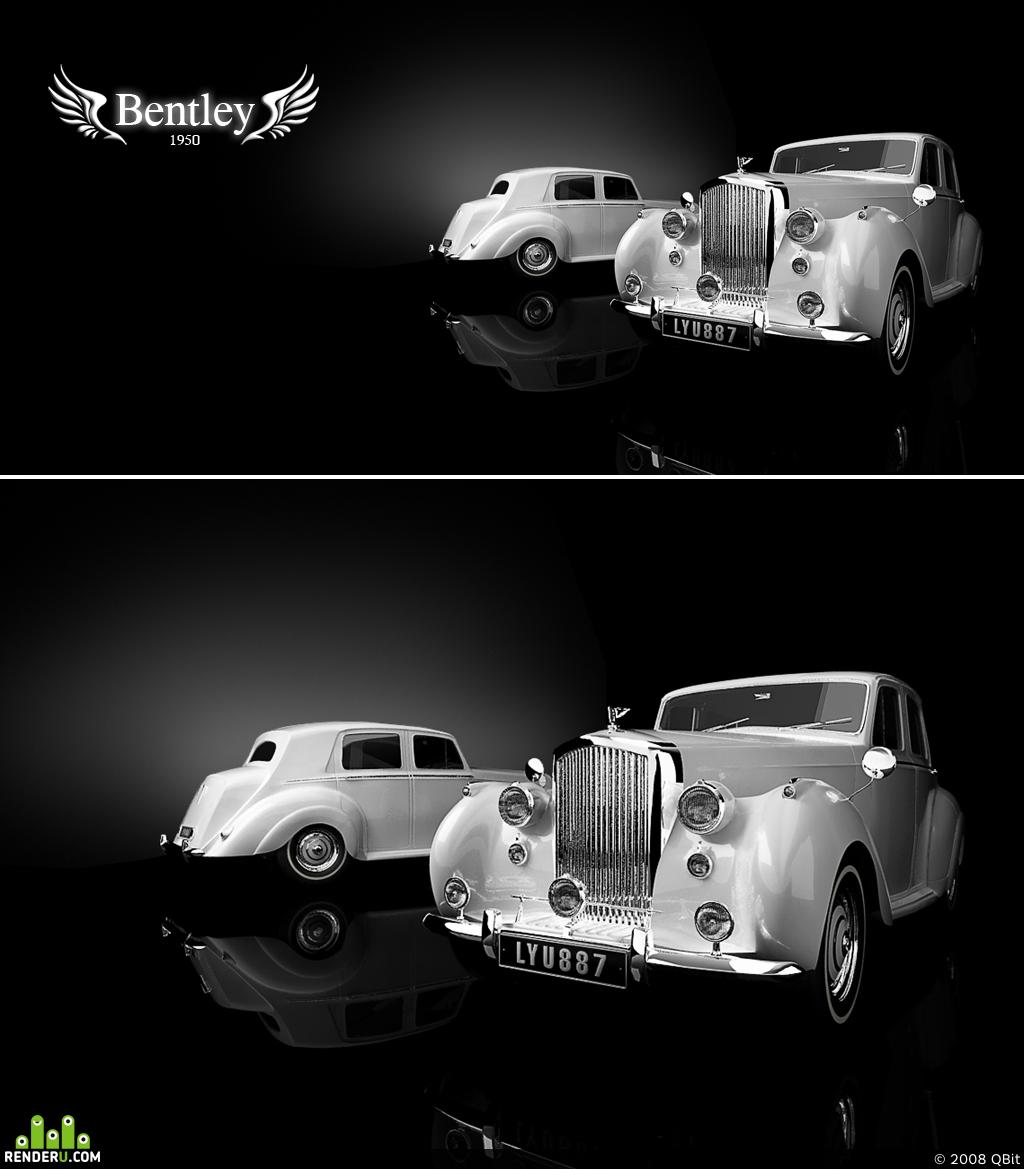 preview Bentley 1950