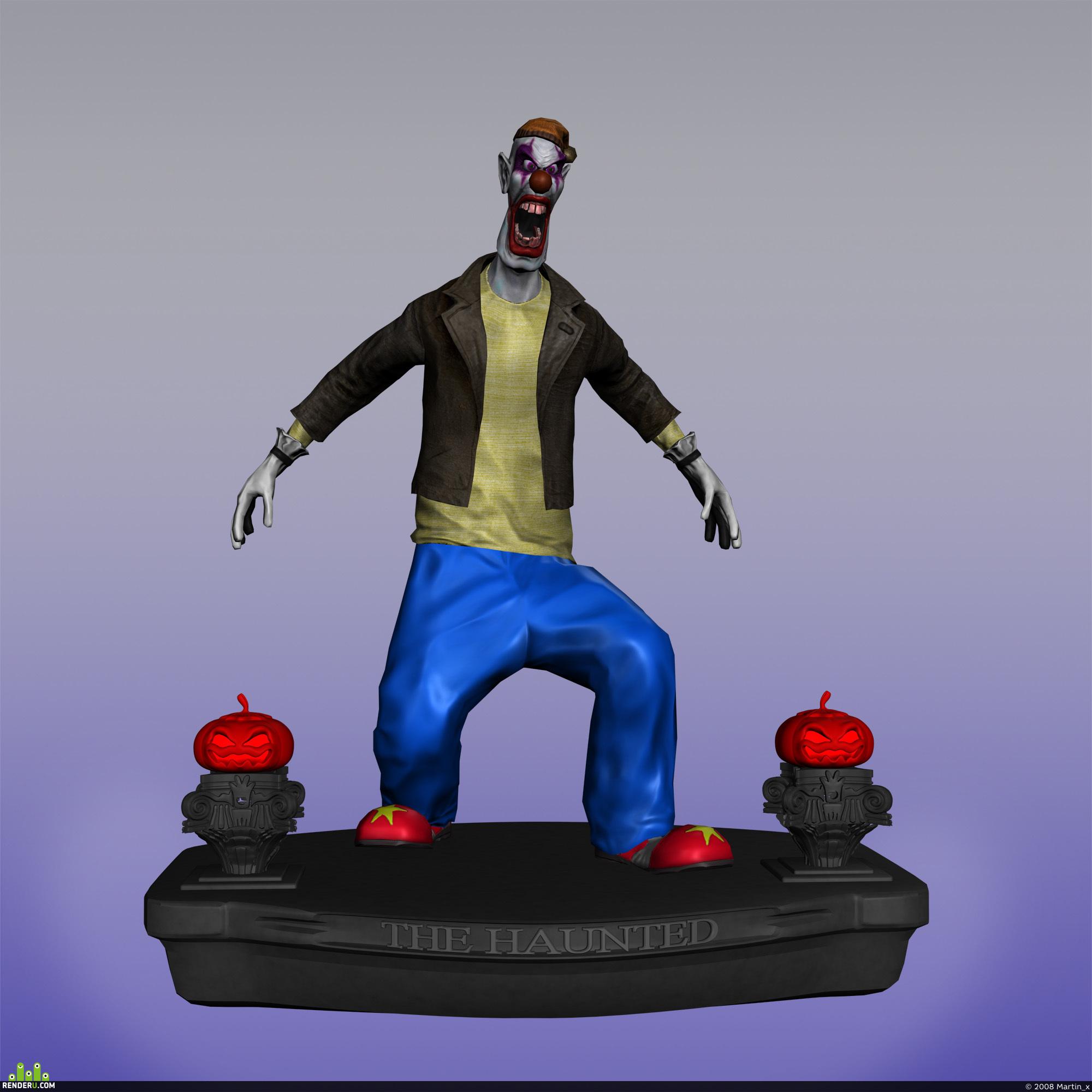 preview Crazy Clown