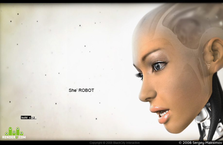 preview She' Robot
