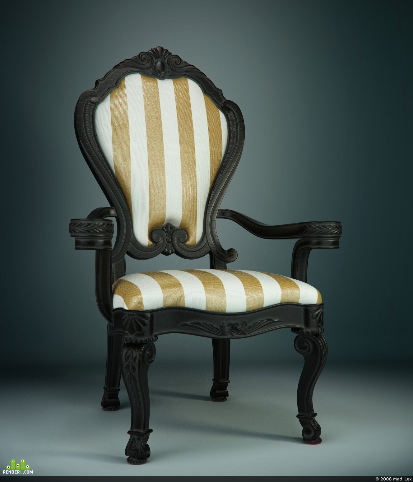 preview Antique chair