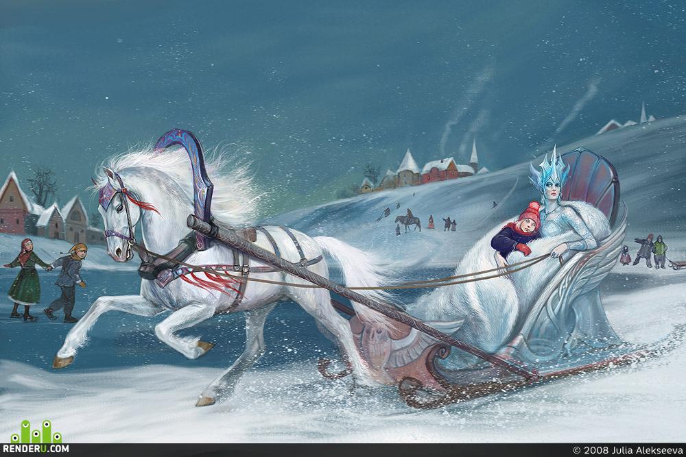 preview Снежная королева