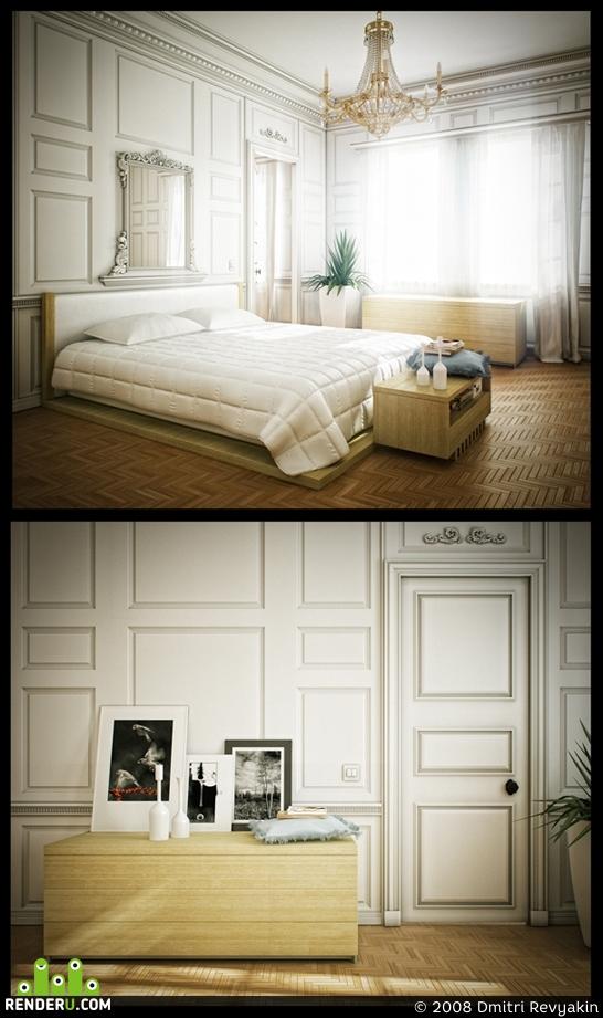 preview Спальня Maxalto