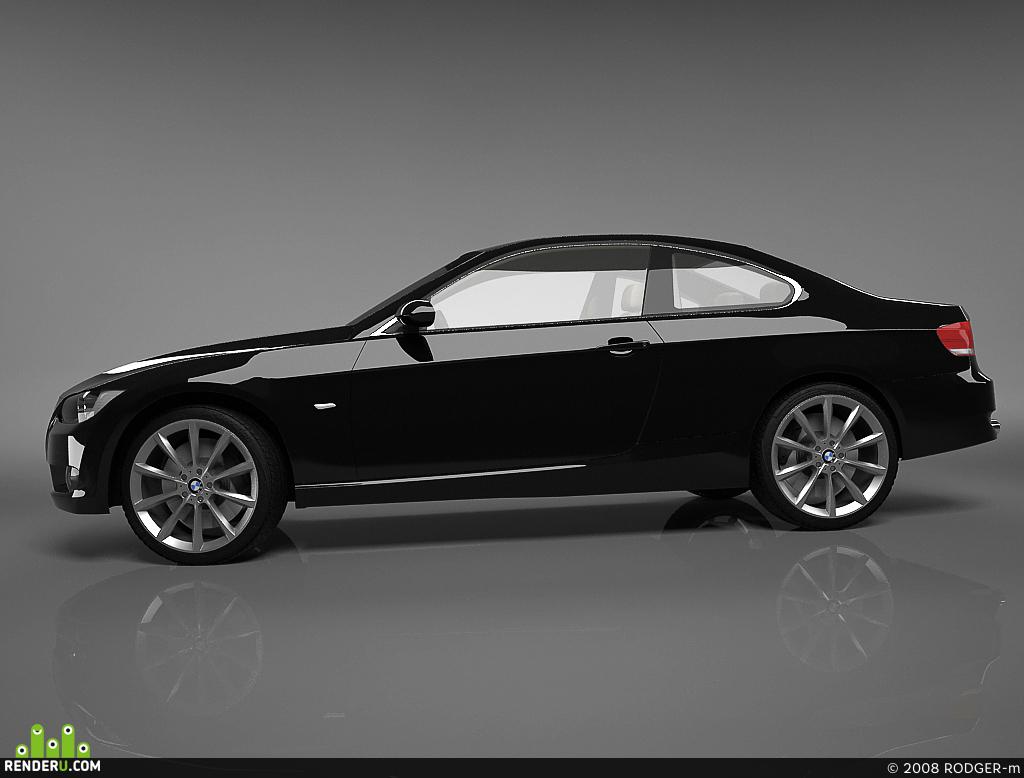 preview BMW E92