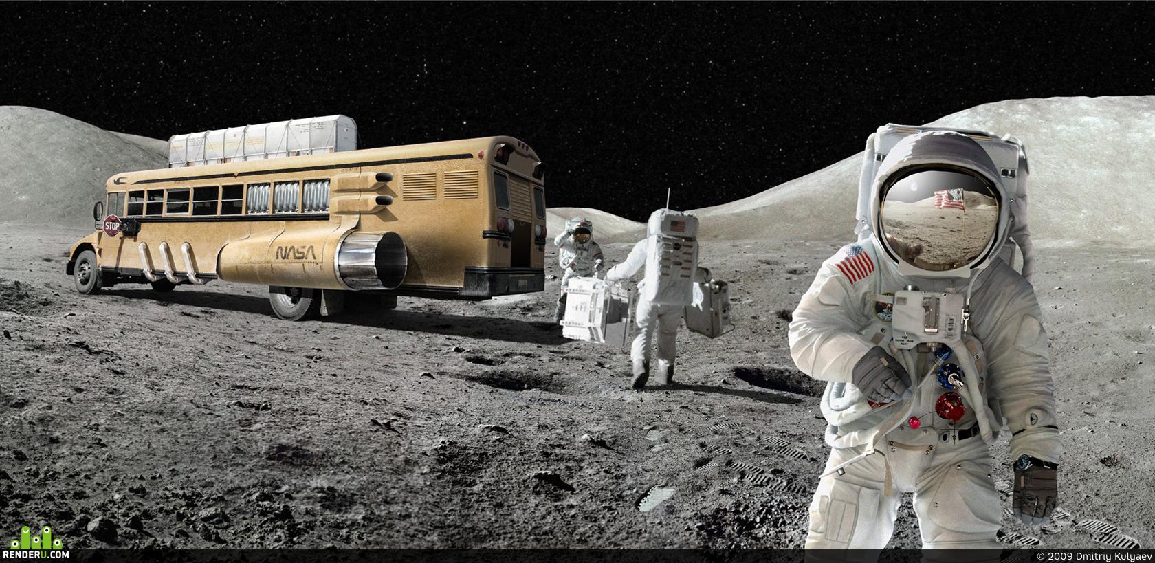 preview Астронавты