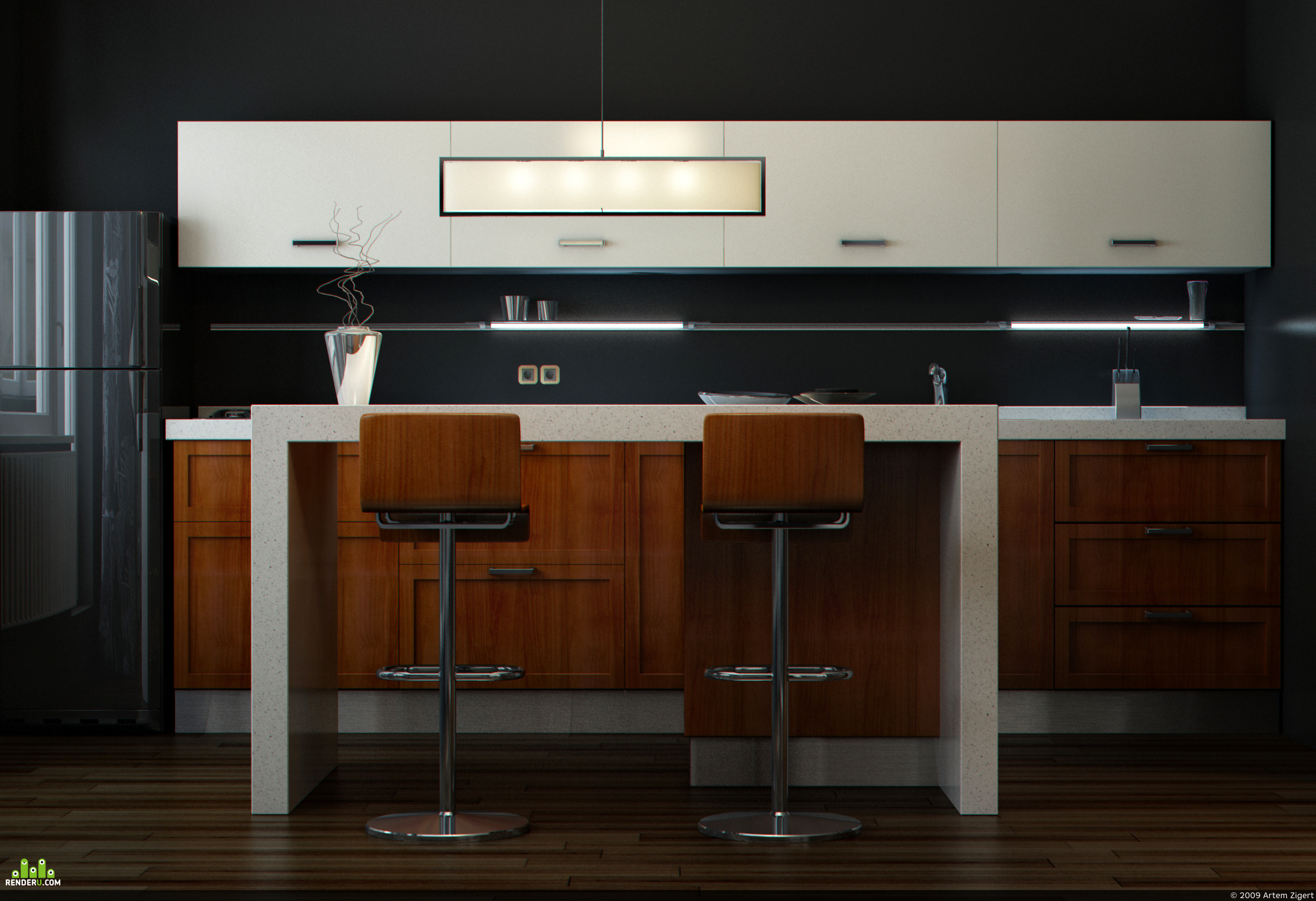 preview Кухня Scavolini