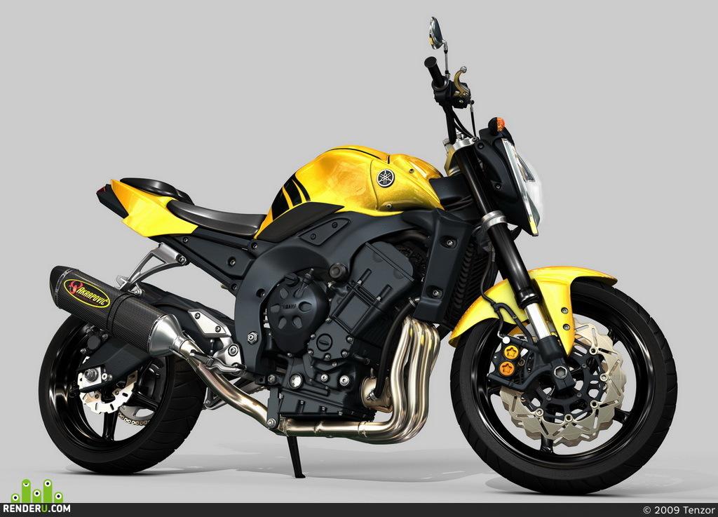 preview Yamaha FZ1-N