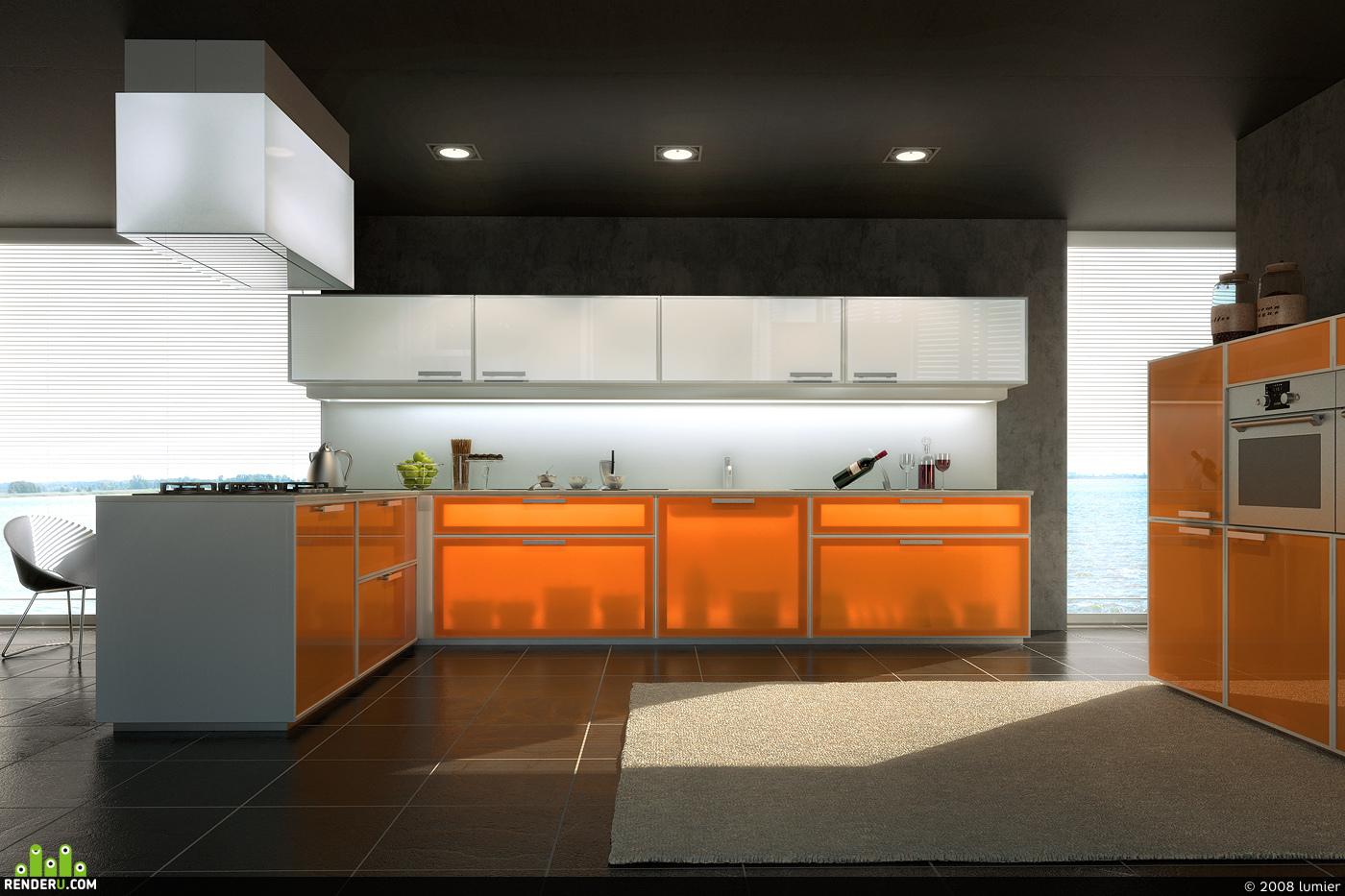 preview Кухня Ferrara