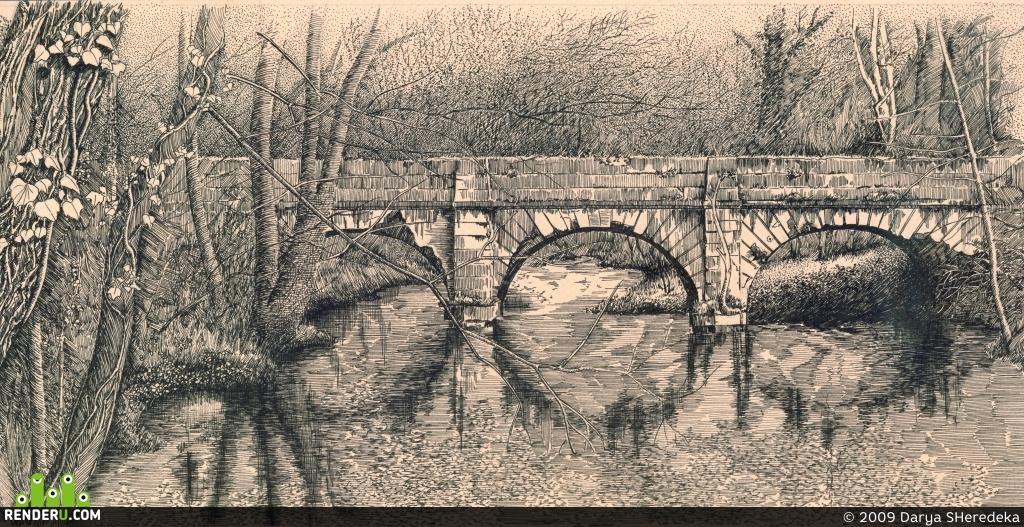 preview Старинный акведук