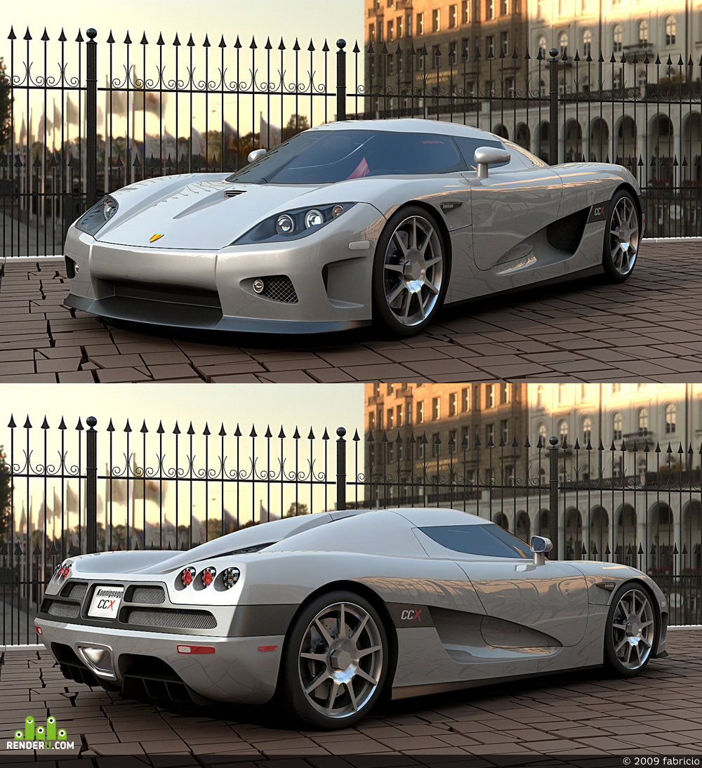 preview Koenigsegg CCX