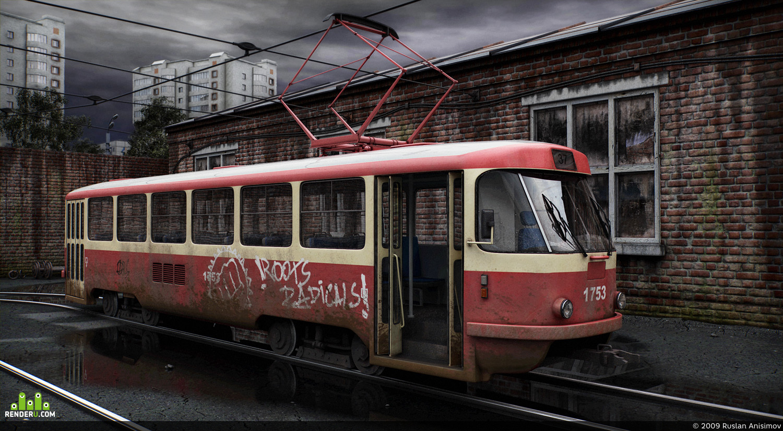 preview трамвайное депо №1