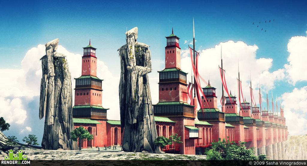 preview Храм воздуха