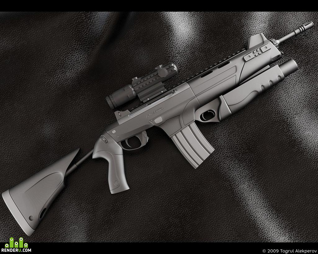 preview Beretta Rx4 Storm