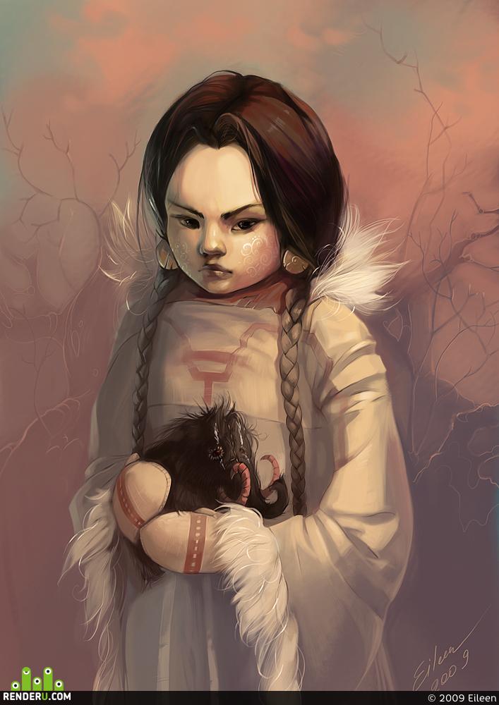 preview Дочь шамана