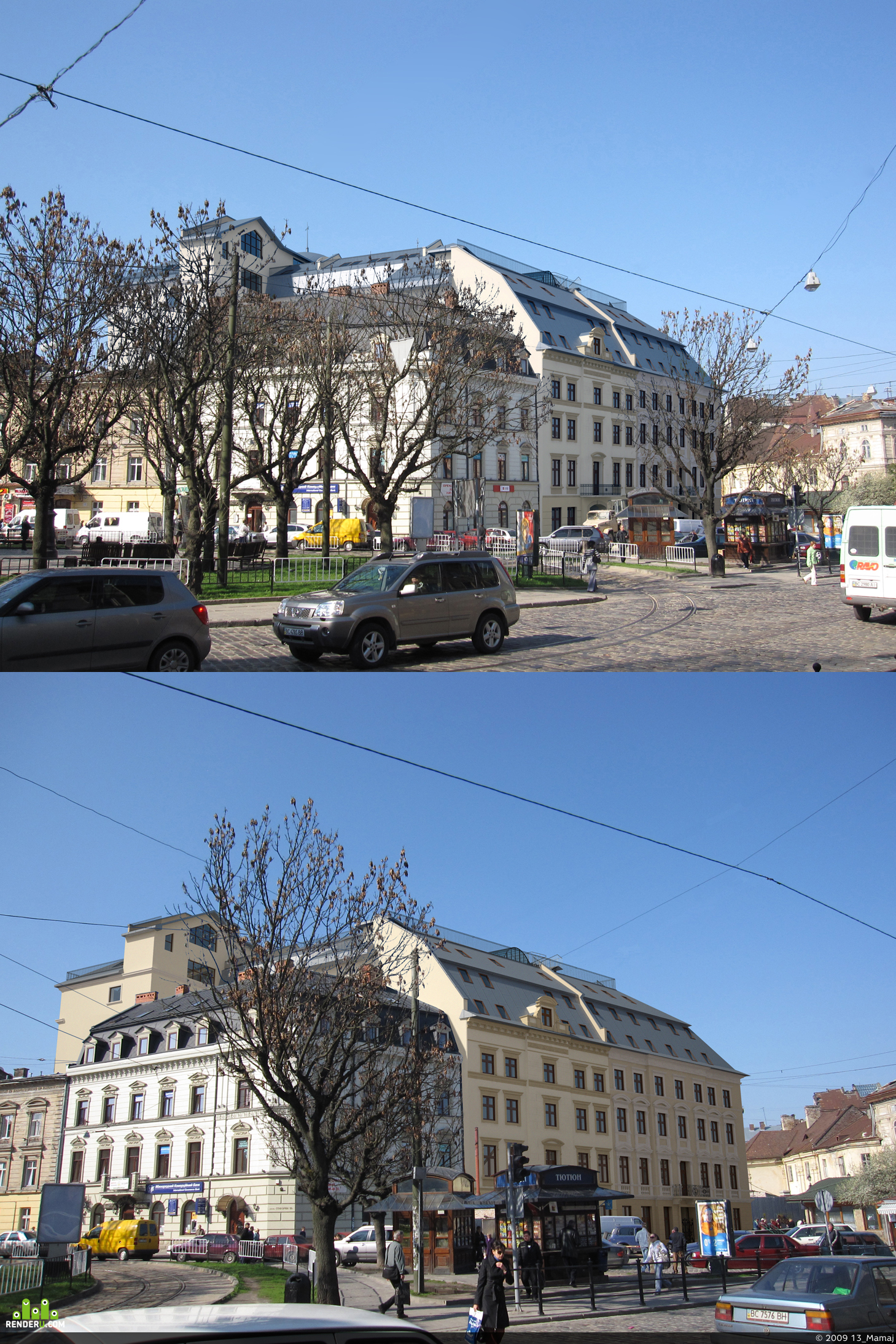 preview old-new Lviv