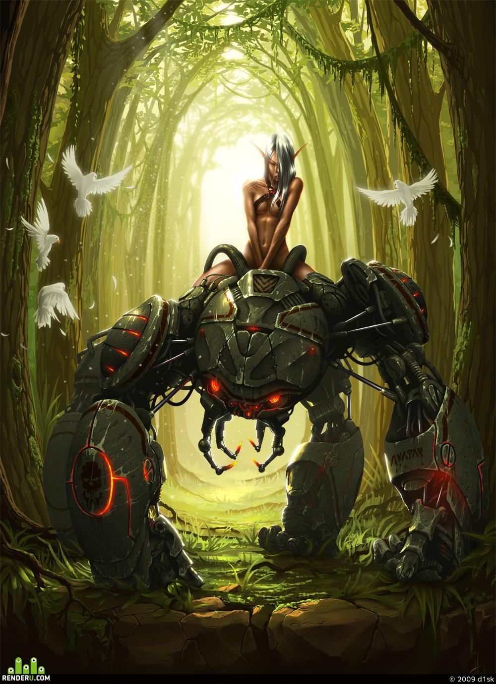 preview Хранители Древнего Леса