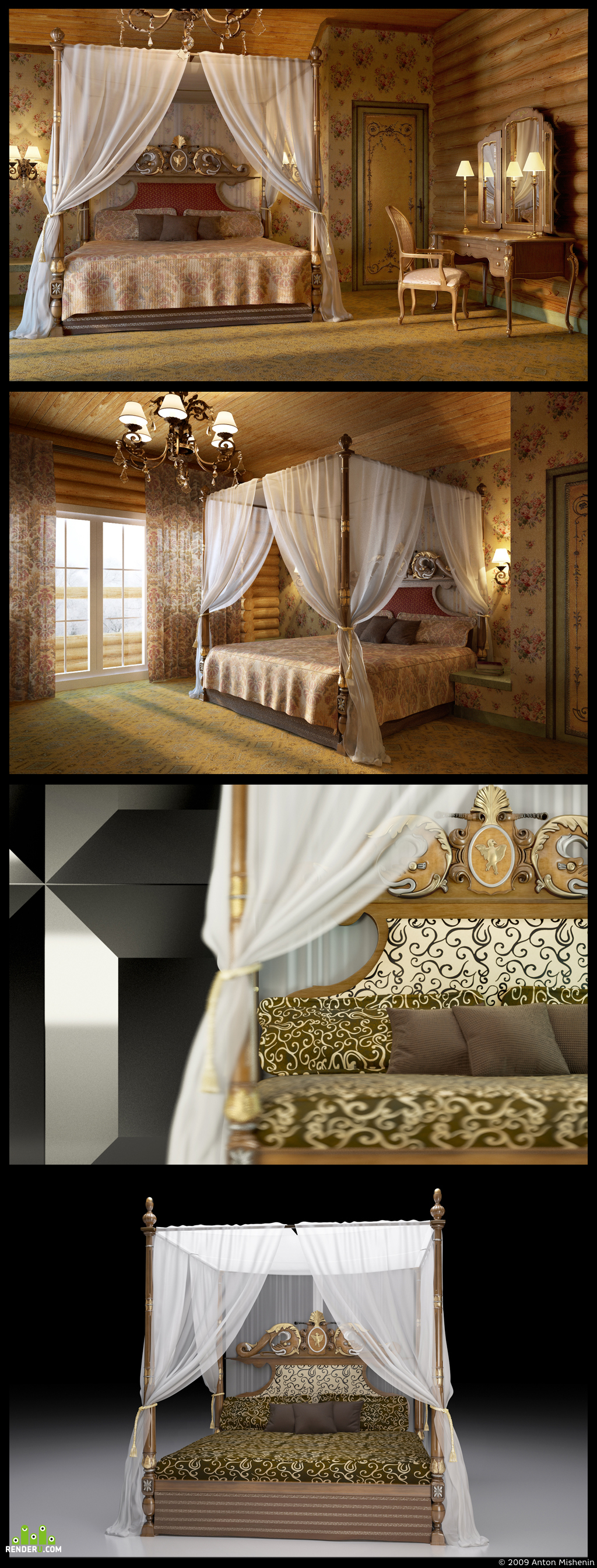preview franchesko molon bedroom